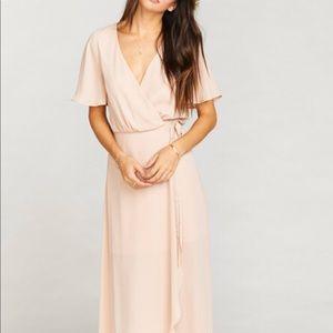 Show me your mumu wrap dress